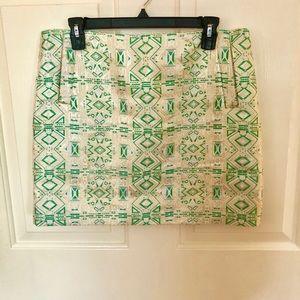 J Crew Skirt, Size 8